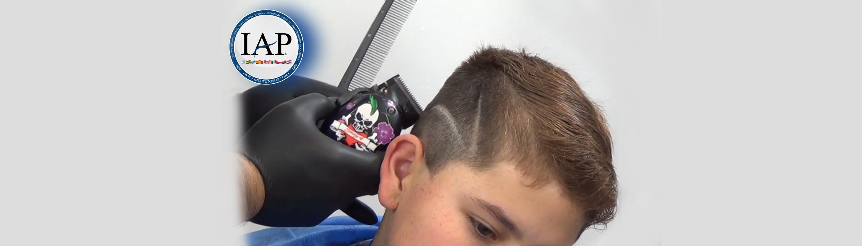 Curso de barberia o barber shop por Rodrigo Michelet